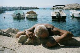 Marseille, 2013. Kodak Portra 400, 35mm format.