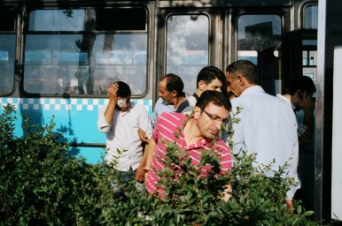 eric kim street photography istanbul - kodak portra 400 film 11