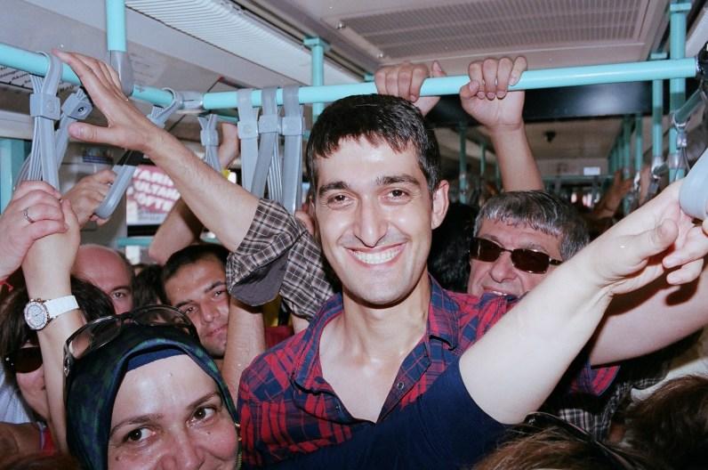 eric kim street photography istanbul - kodak portra 400 film 6