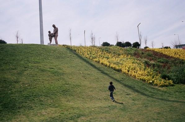 eric kim street photography istanbul - kodak portra 400 film 9