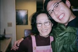 me and mom san jose