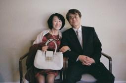 mom and samchon