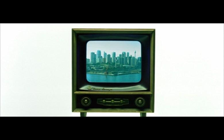 matrix tv screen