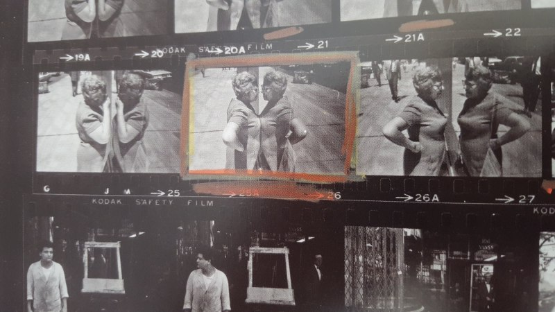 richard kalvar contact sheets8