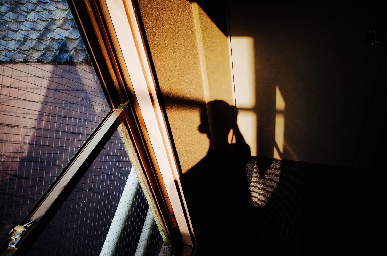 Eric kim selfie light kyoto