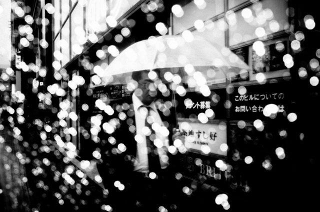 flash umbrella Ricoh