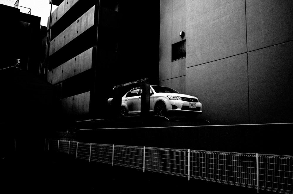 car lift Tokyo