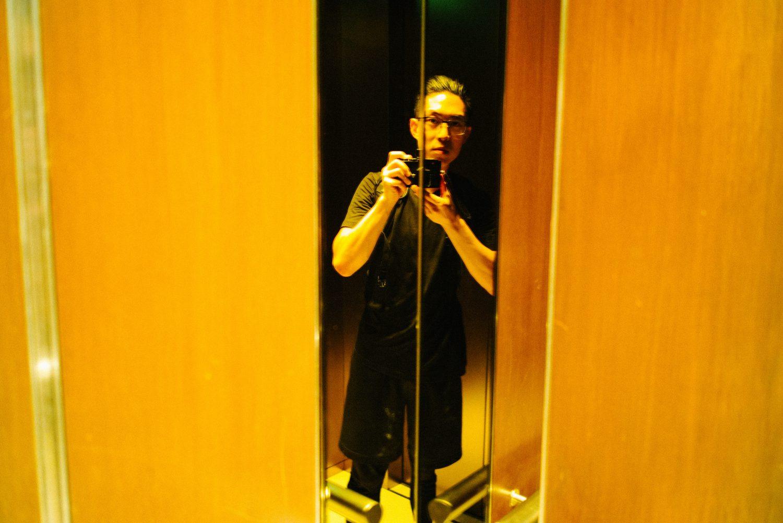 Singapore selfie
