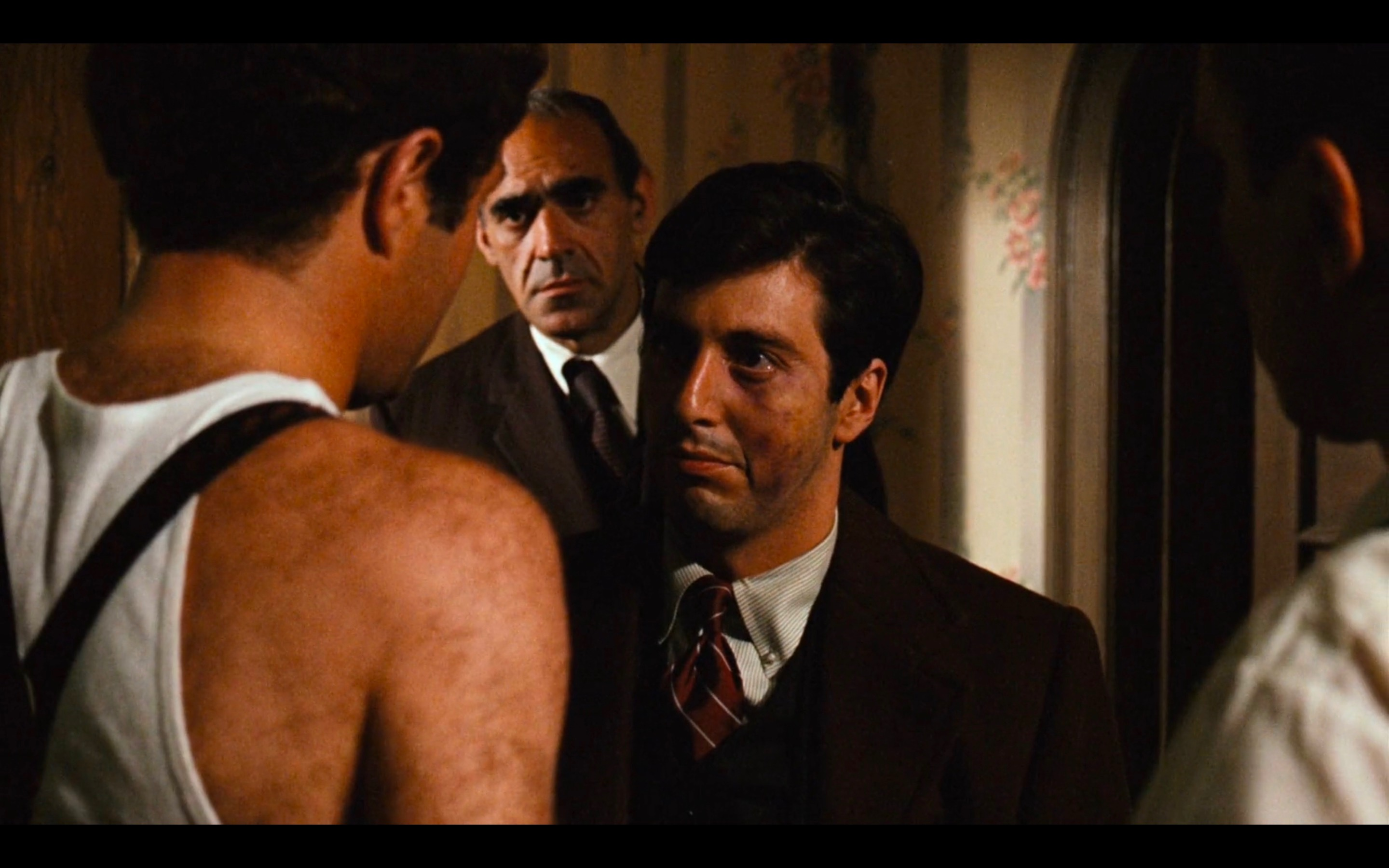 GODFATHER Part 1 Cinematography