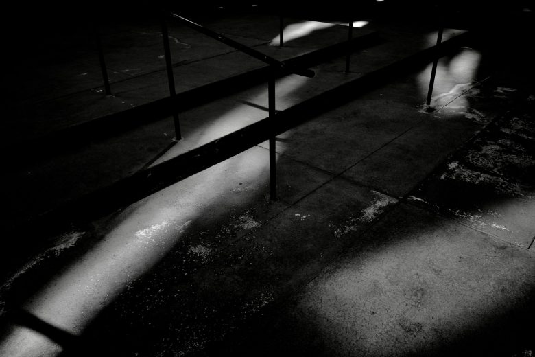 lines light shadow