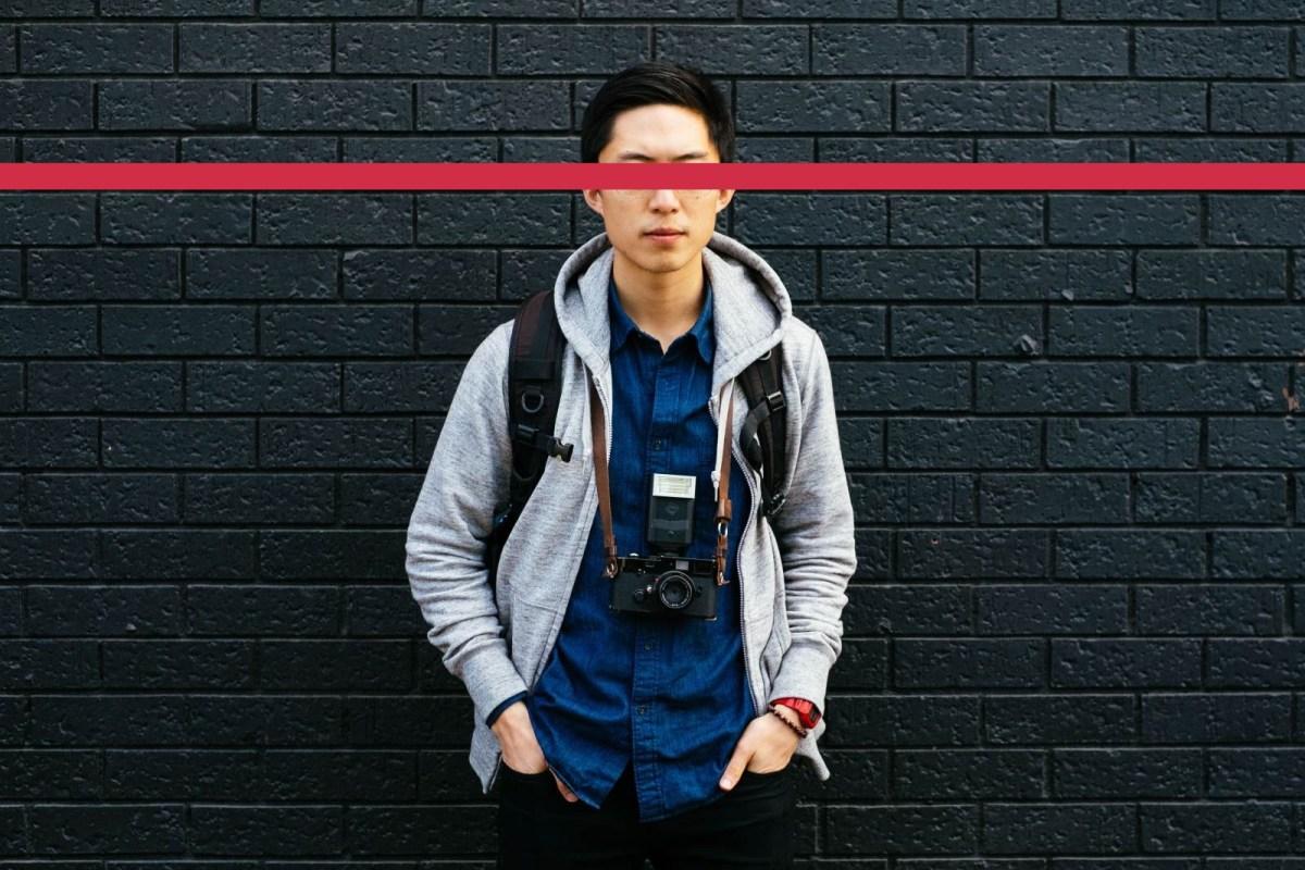 Eric kim red stripe