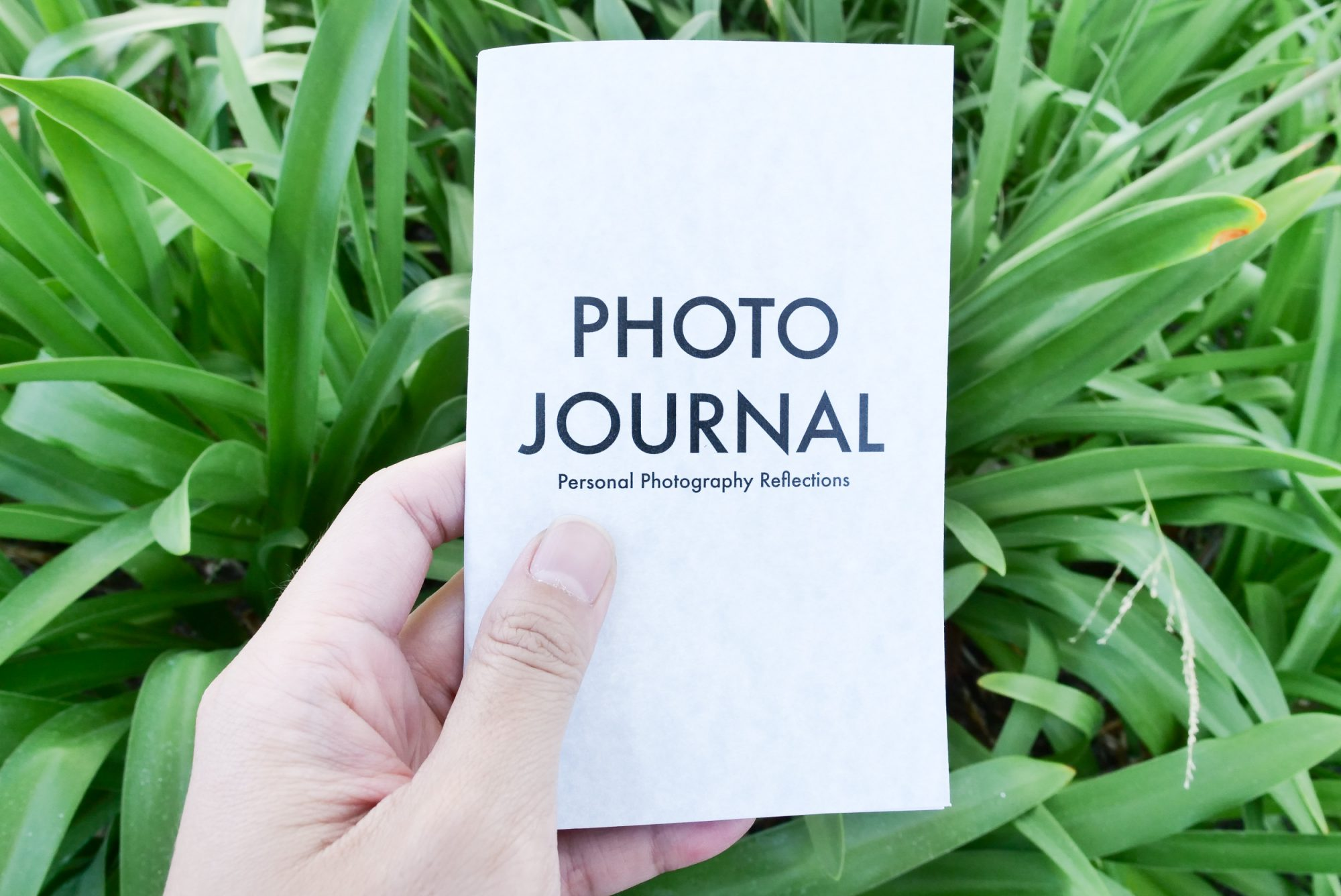 PHOTO JOURNAL: Second edition now in stock!