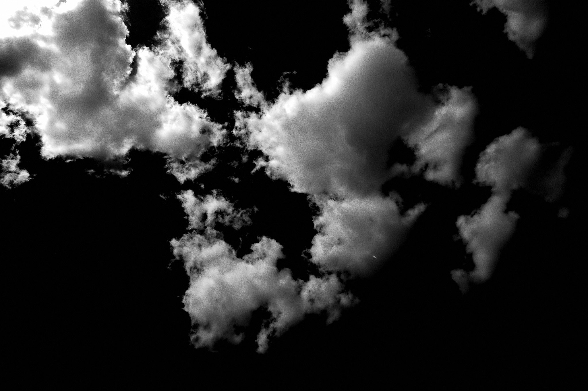 In Praise of Photographing Clouds