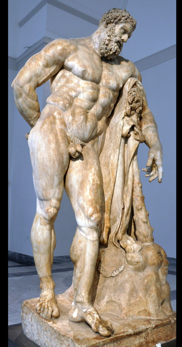 Hercules Furens (my ideal physique)