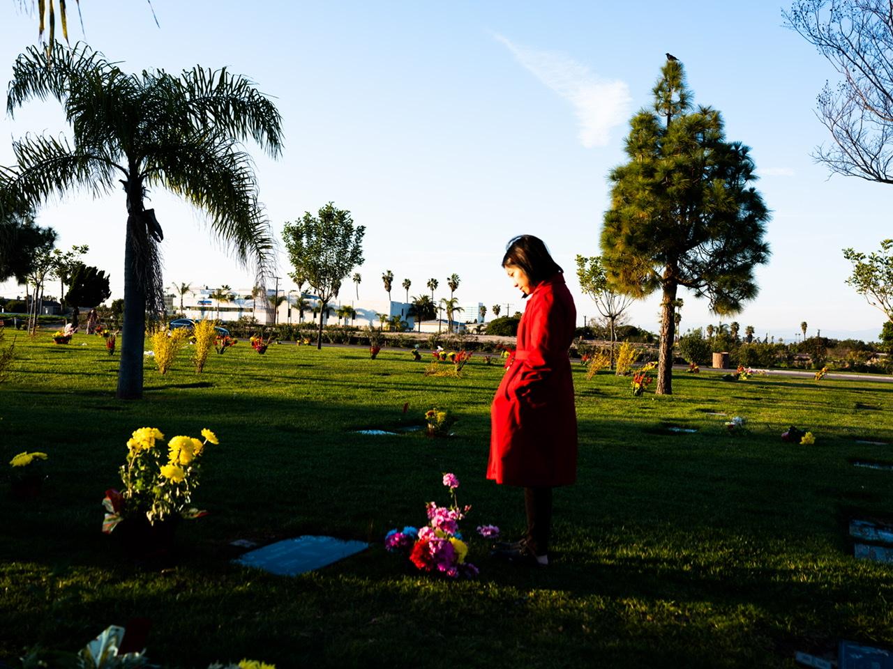 cindy red graveyard