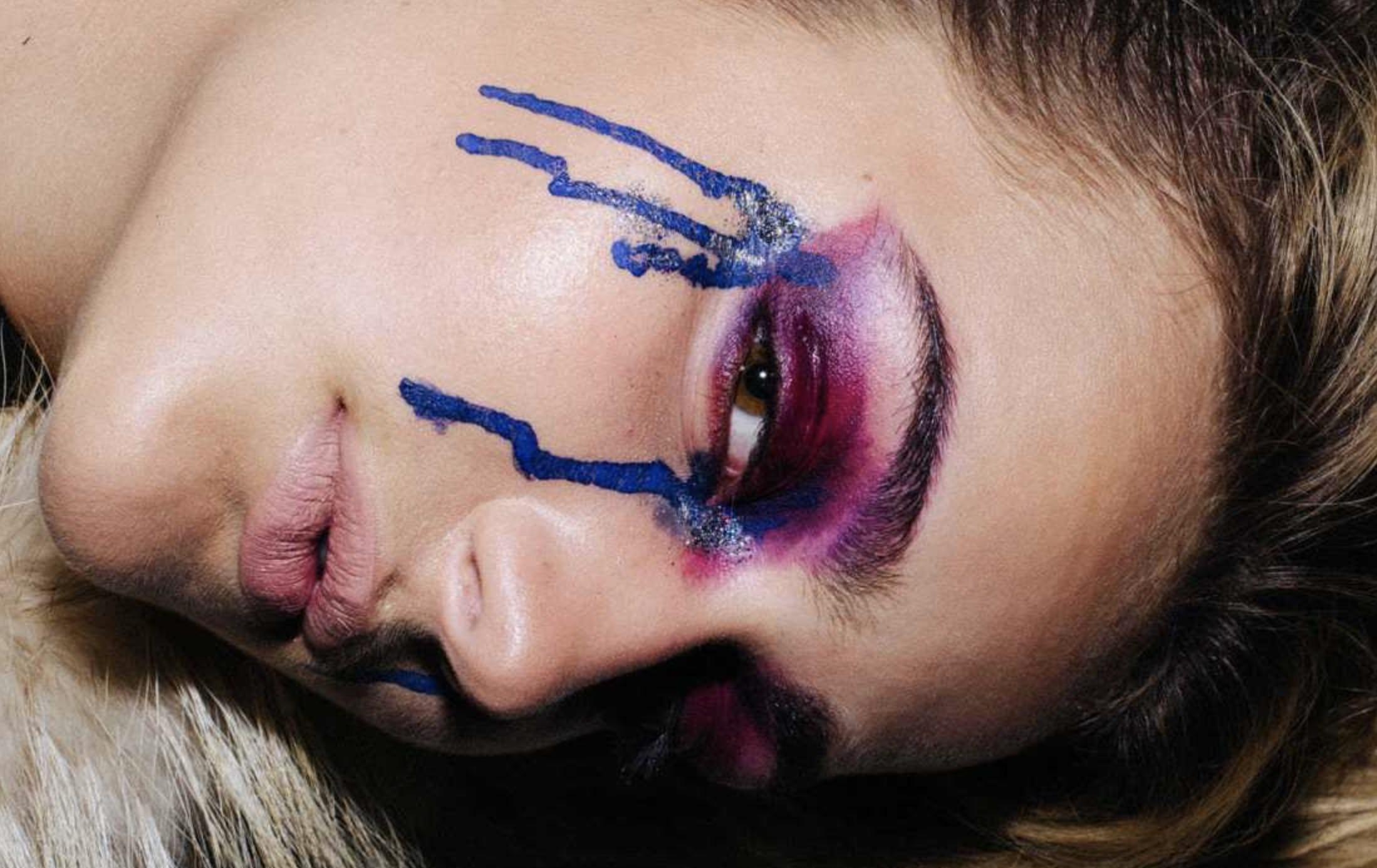 Eye fashion flash Pentax 645z suede brooks