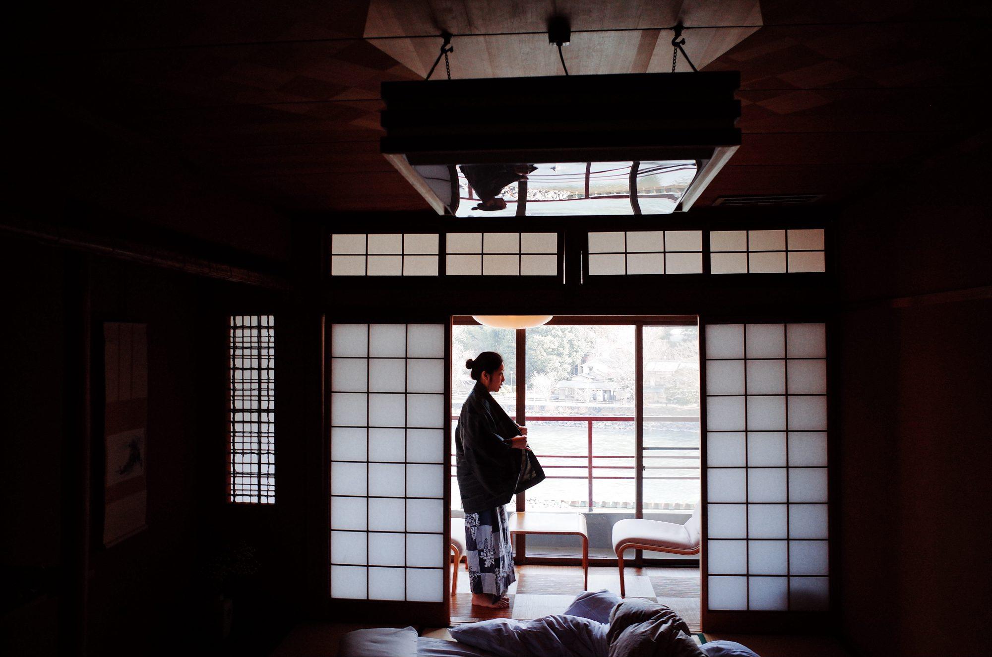 Uji/Kyoto Ryokan #cindyproject