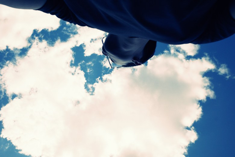 selfie blue sky ERIC KIM