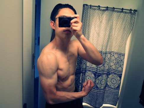 Selfie flex