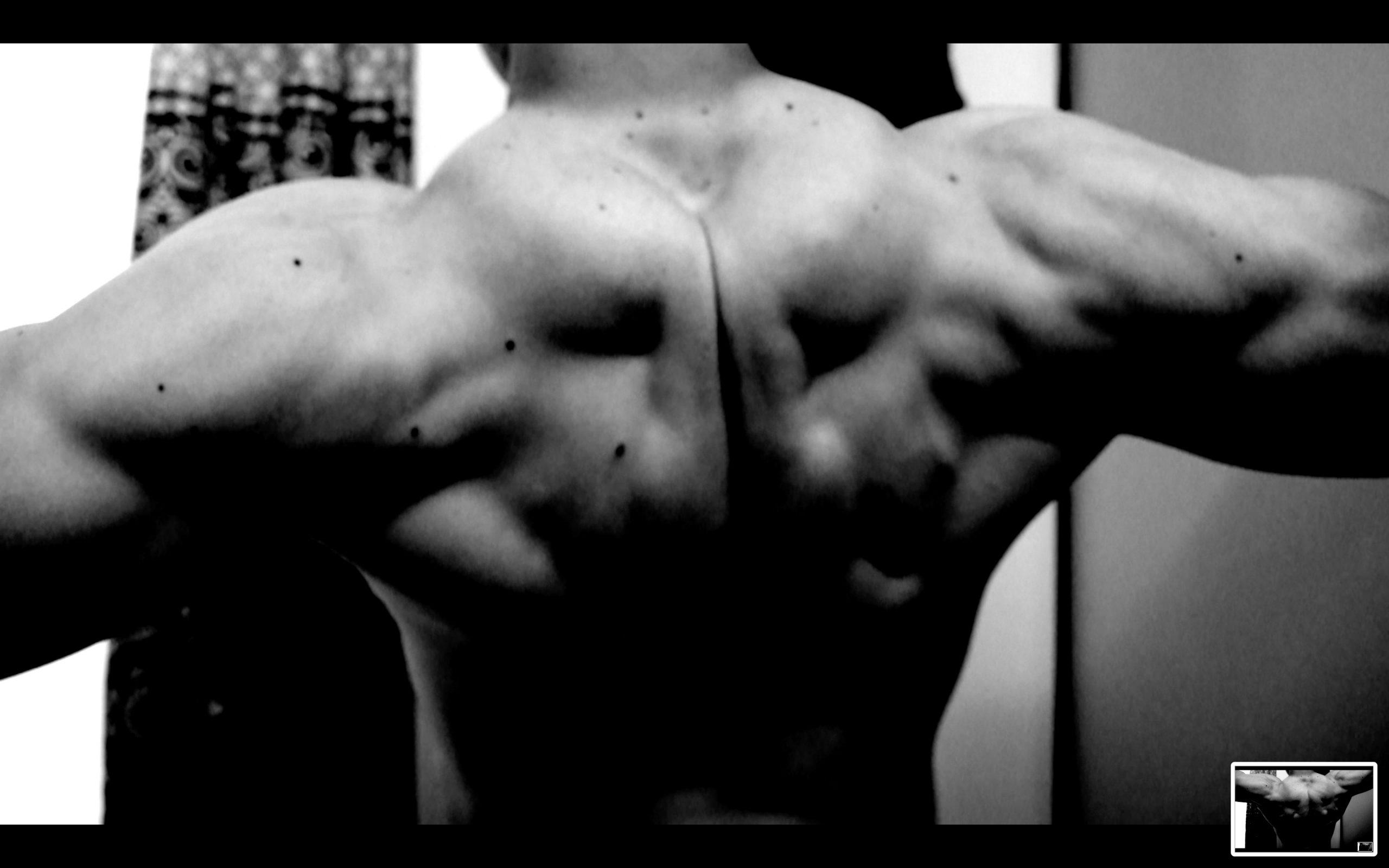 Greek bodybuilder big ass Why Lower Your Bodyfat