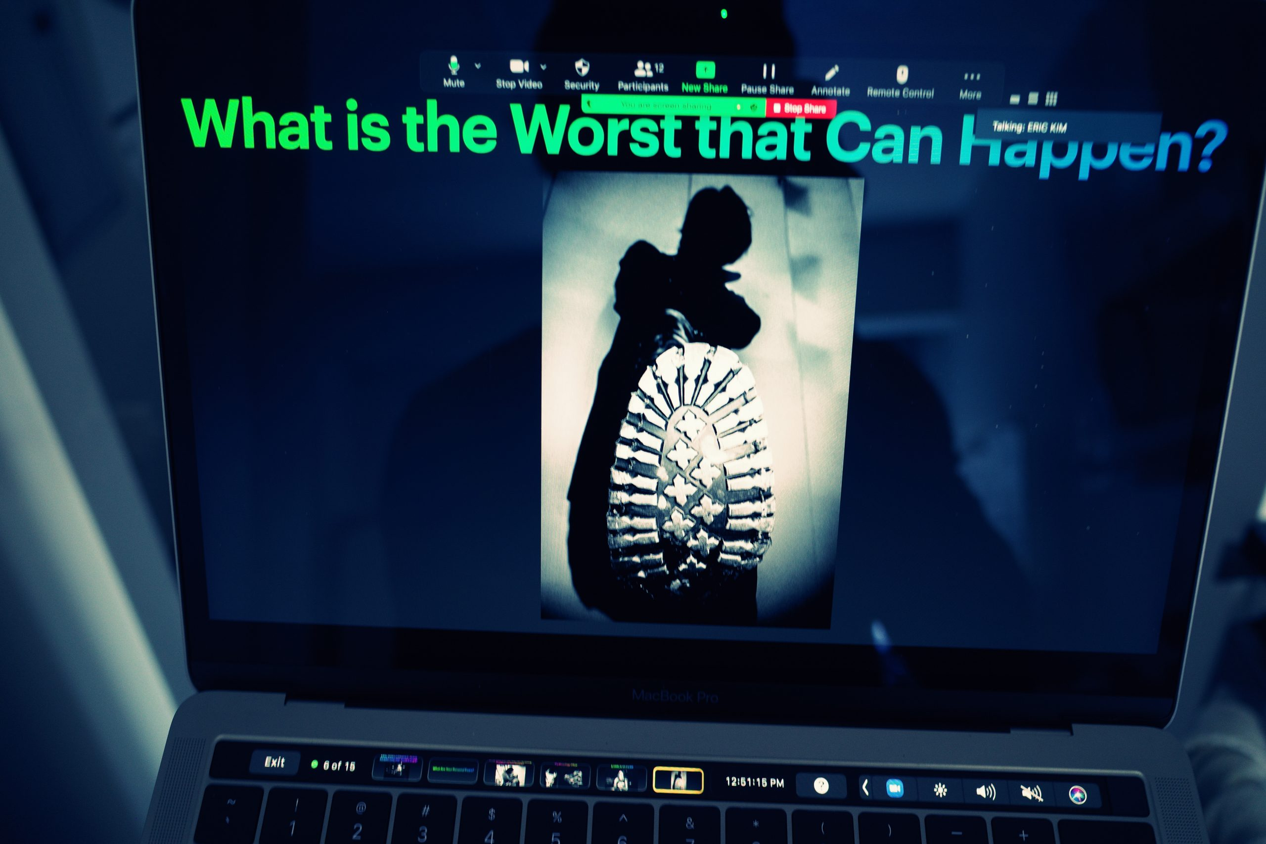 What is the worst that can happen?