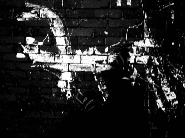 black and white ERIC KIM