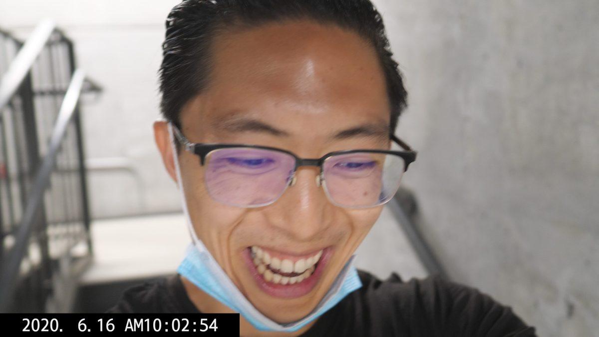 smile ERIC KIM