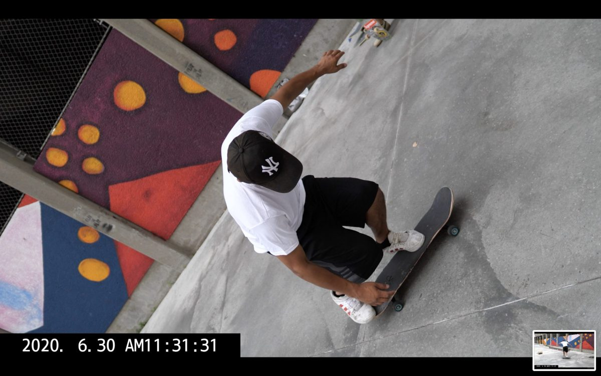 skate board Mario