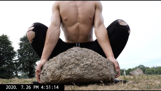 deadlift rock