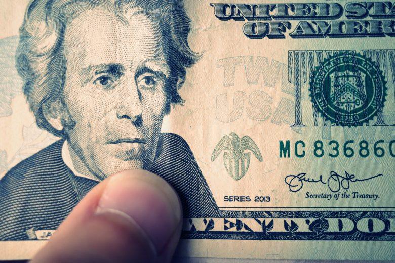 Andrew Jackson money macro ERIC KIM