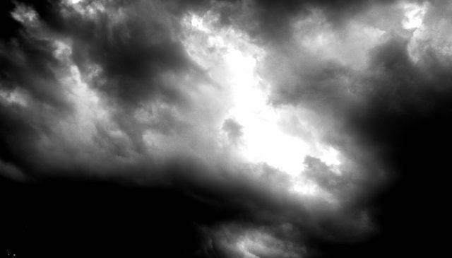 Black cloud ERIC KIM