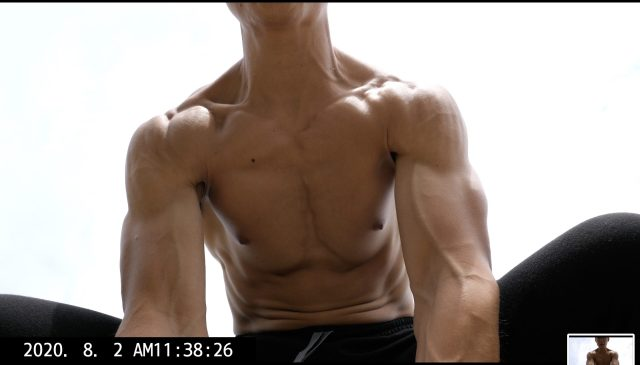 stomach flex ERIC KIM