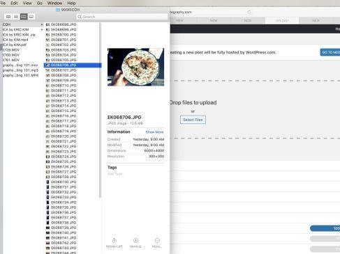 simply workflow ERIC KIM Mac app