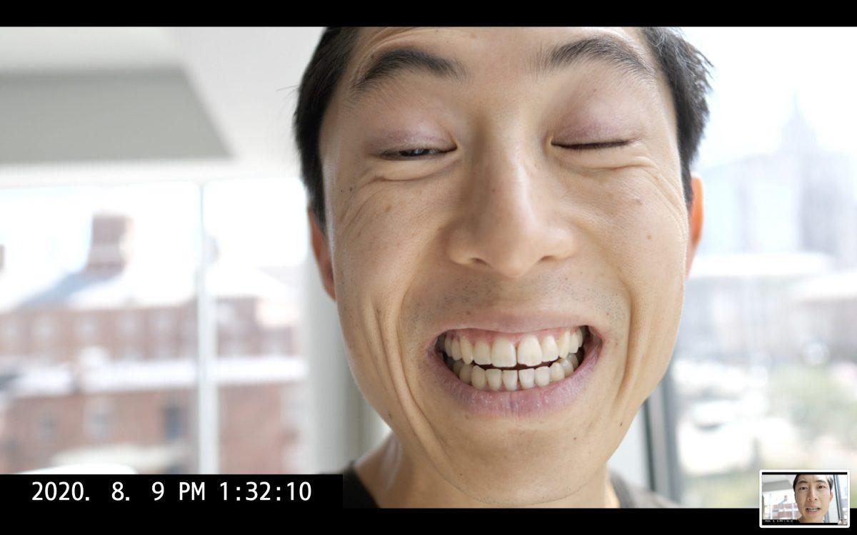 ERIC KIM talking vlog