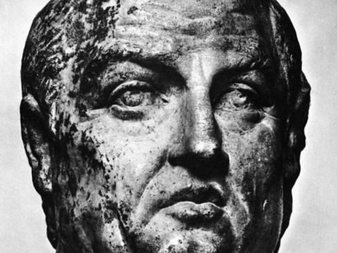 Seneca head