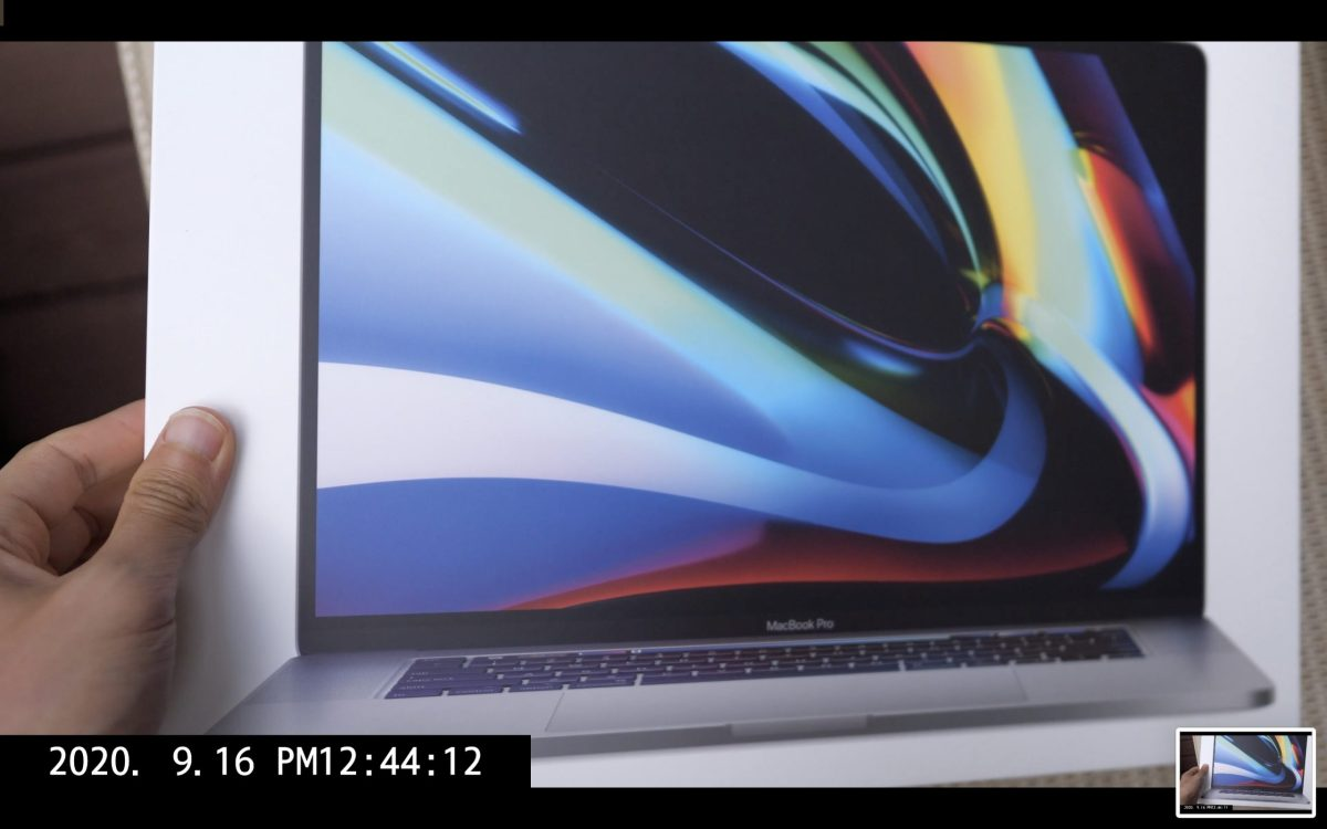 16-Inch-MacBook-Pro-Touch-Bar-Unboxing-and-First-Impressions-by-ERIC-KIM00006