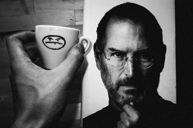 Steve Jobs ERIC KIM expresso cup