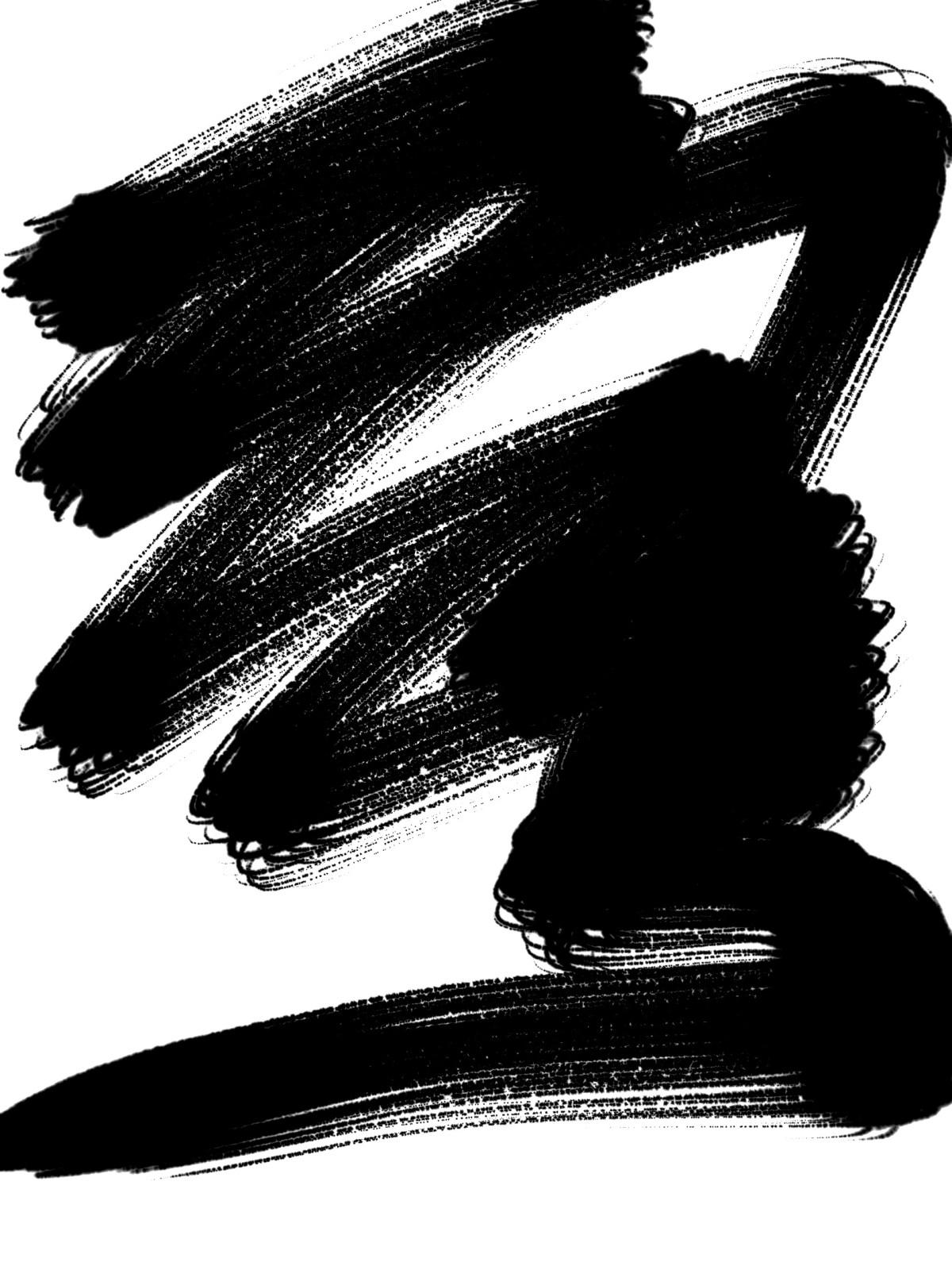 Convenient ERIC KIM abstract illustration