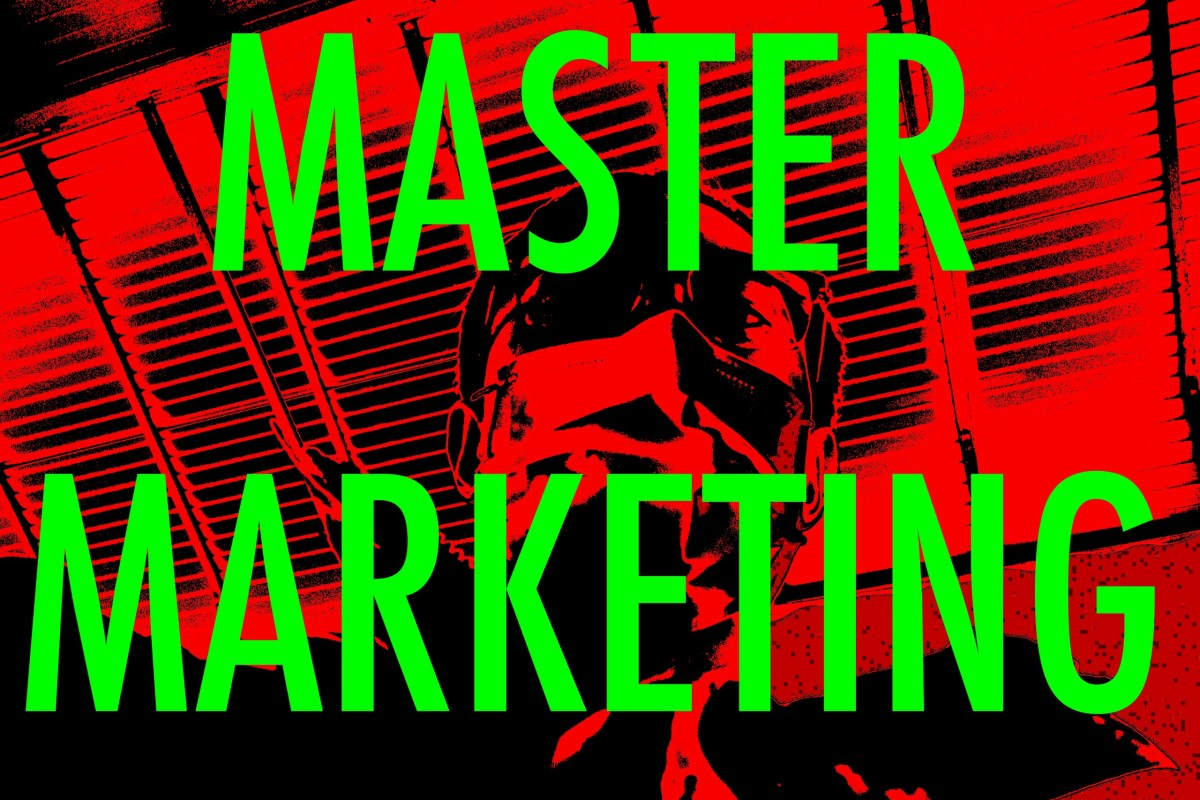 Master marketing ERIC KIM