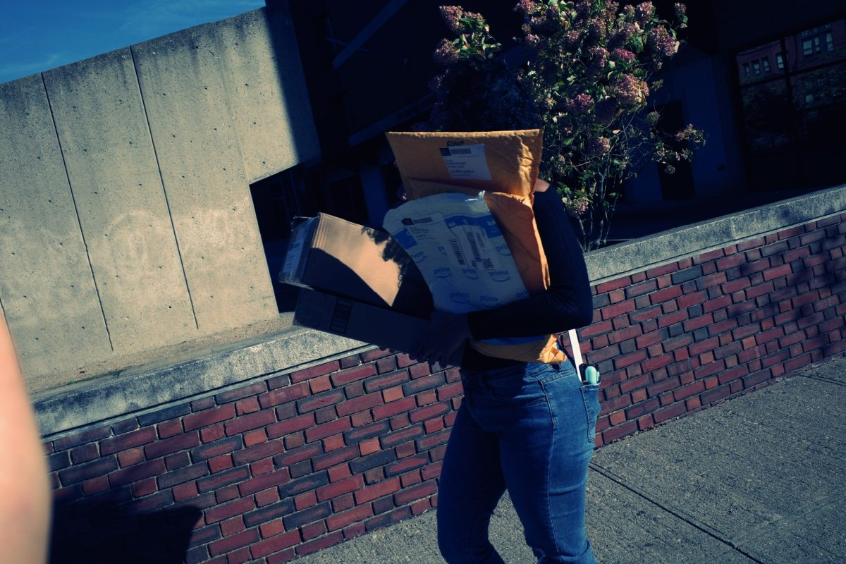 street photography student amazon packages