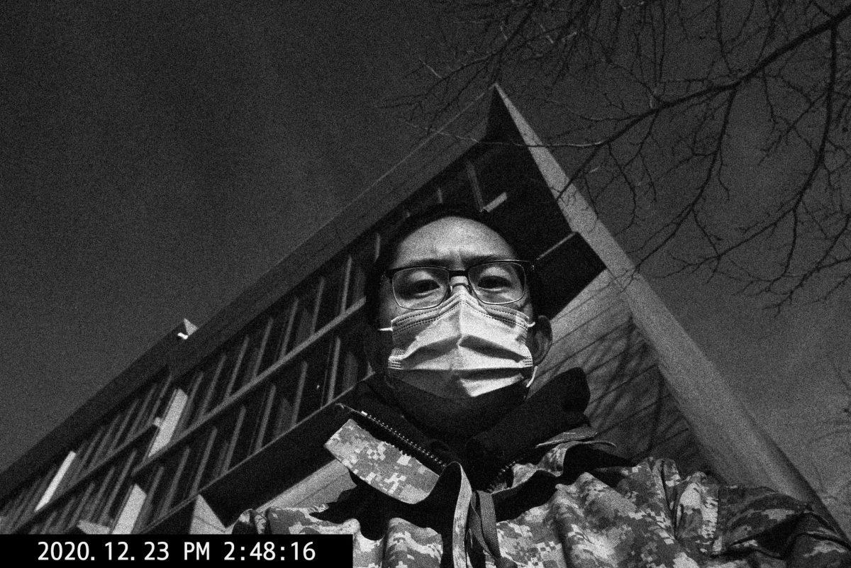 selfie triangle ERIC KIM