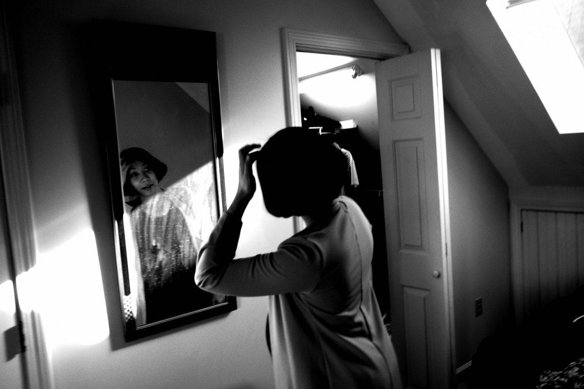 Cindy mirror hand pregnancy