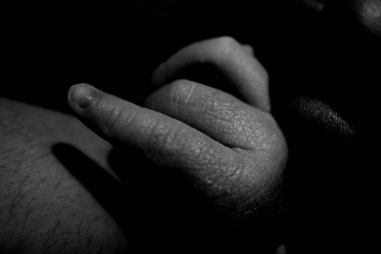 seneca hand finger