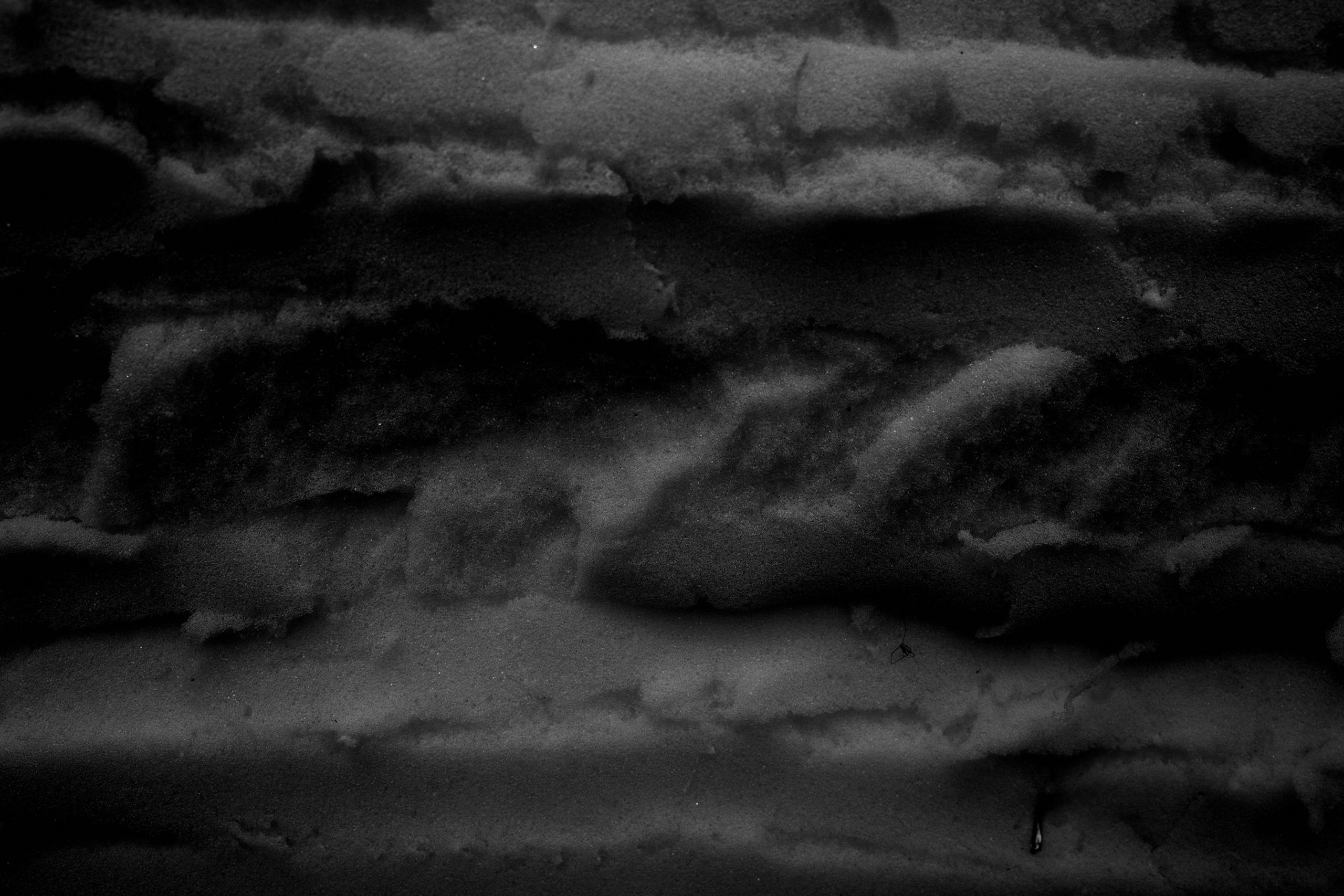 abstract ERIC KIM monochrome