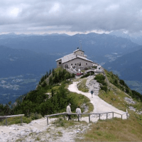 Kehlsteinhaus (Hitler's Eagle's Nest)
