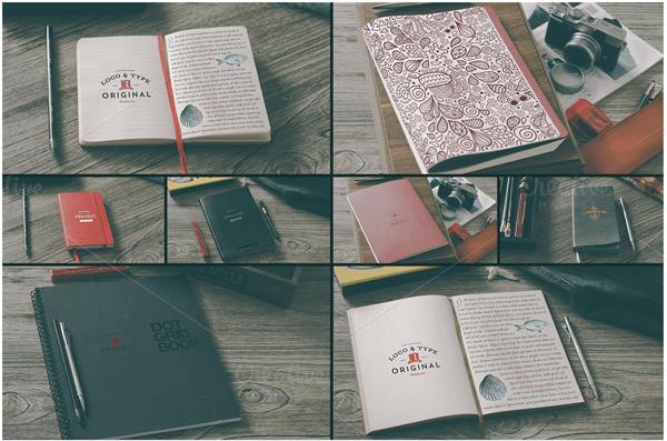 notebook-mockups