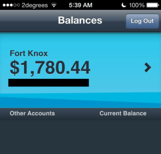My first Paycheck from my first salary based job. Feels great.