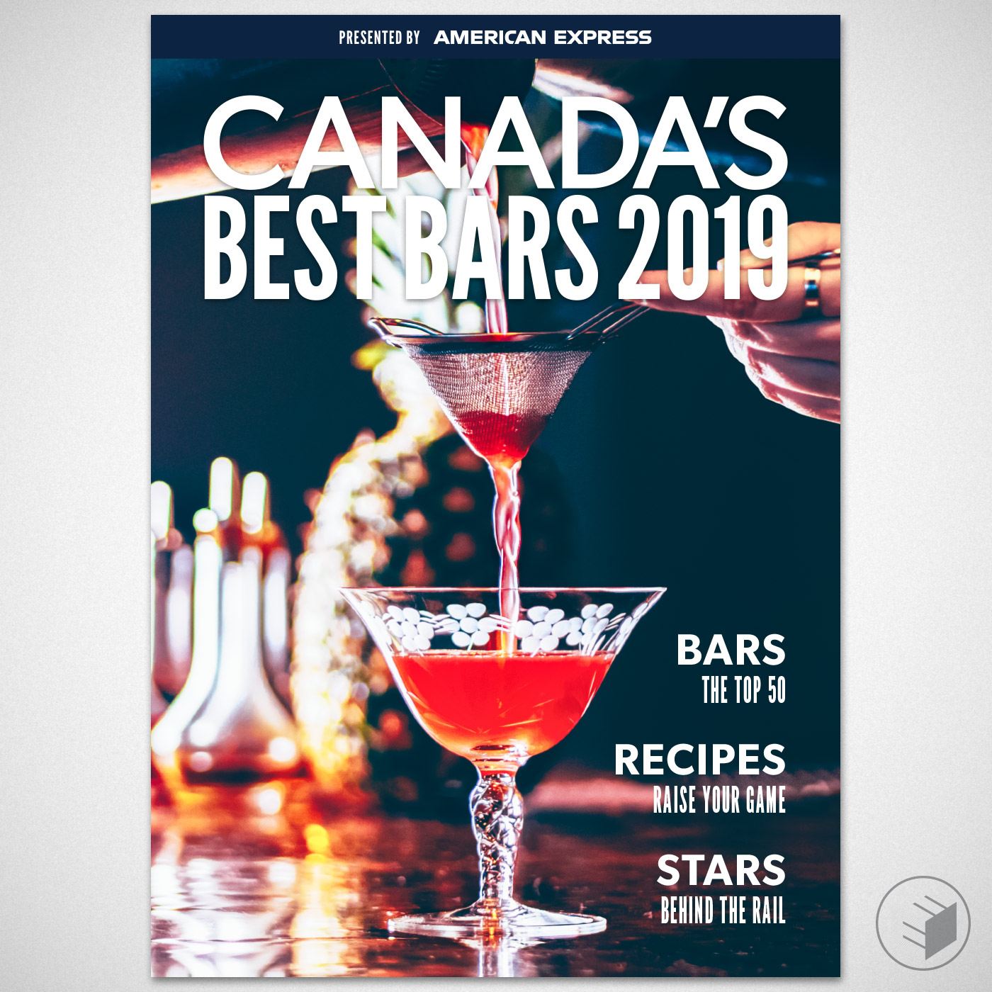 CANADA'S BEST BARS 2019 COVER