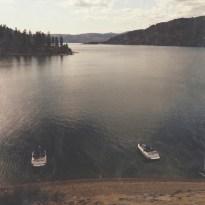 Lake Roosevelt, Washington State