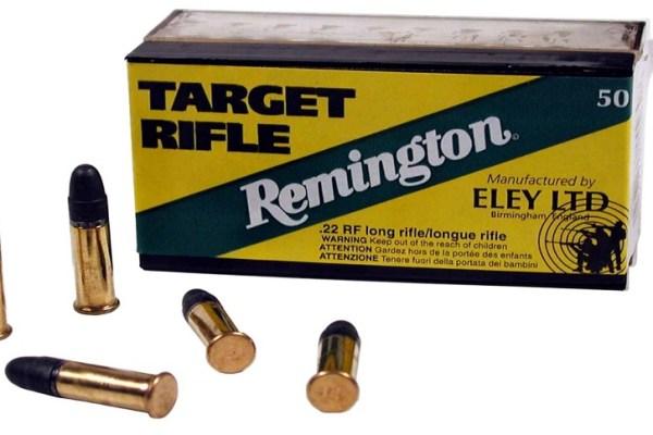 .22 long rifle